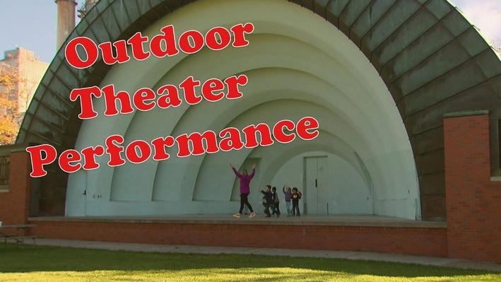 Go Outside and Play: Outdoor Theater Performance | KIDS Clubhouse Adventures
