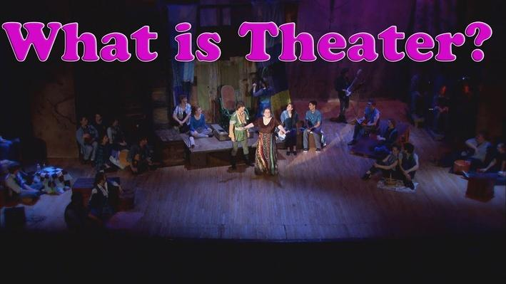 What Is Theater? | KIDS Clubhouse Adventures