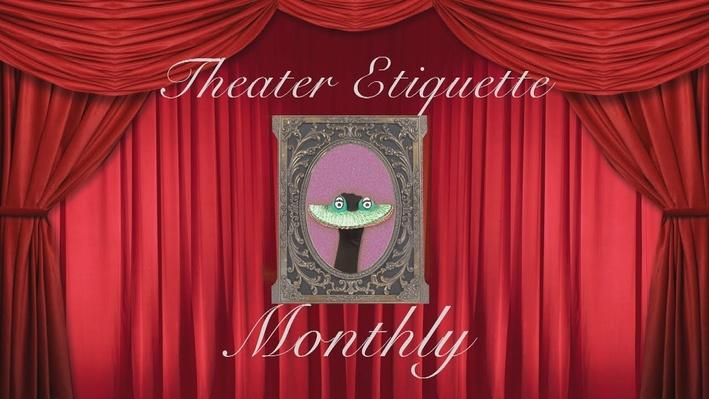 Theater Etiquette with Fancy Frog | KIDS Clubhouse Adventures