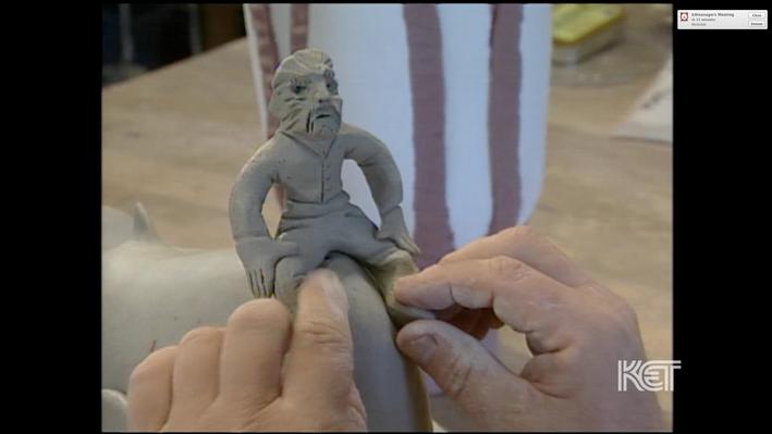 Ceramics: Wayne Ferguson