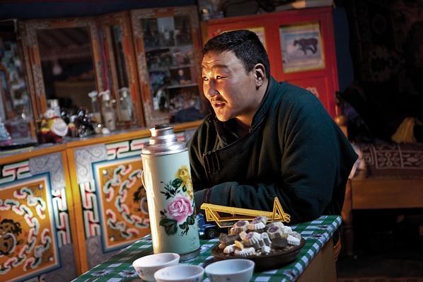 Suutei Tsai (Salty Milk Tea) | Global Oneness Project