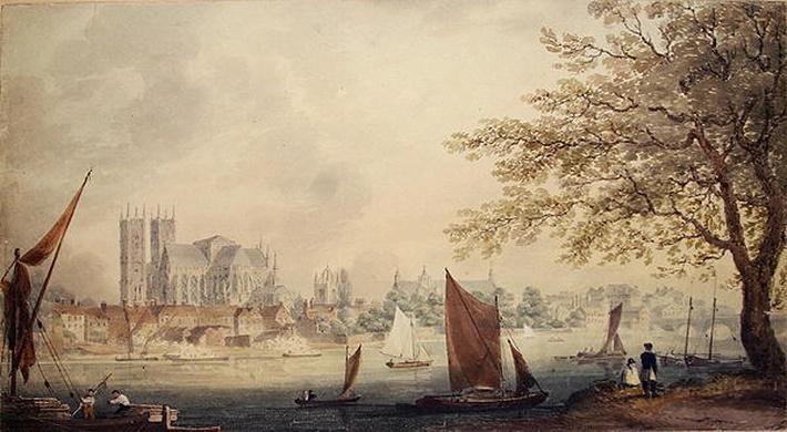 From Lambeth Walk, 1792