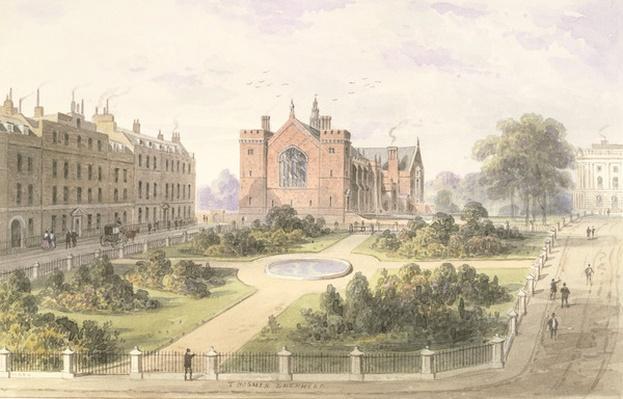 Lincoln's Inn Fields, Holborn