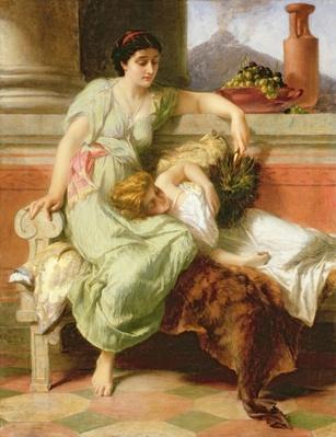 Pompeii, A.D. 79, 1878