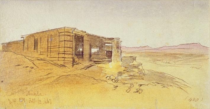 Amada, 7:10 am, 12 February 1867, 1867