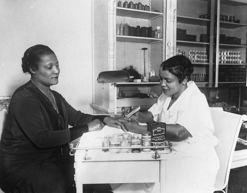Manicure | African-American History