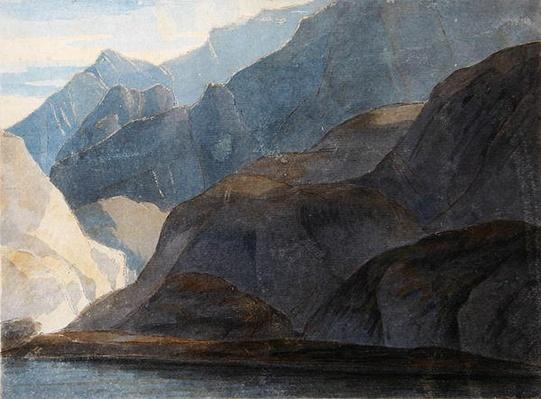 On the Lake Como, 1781