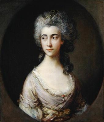Mary Heberden, c.1777