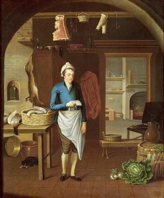 Kitchen Scene, 1771