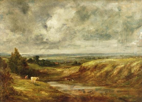 Hampstead Heath, c.1825-30