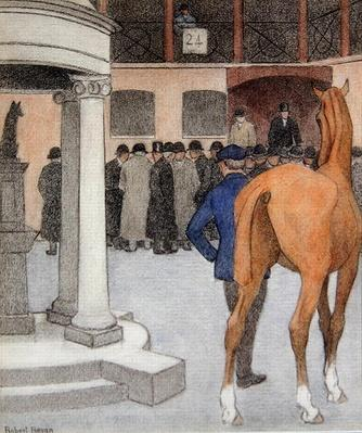 The Bayhorse, Tattersalls, 1921