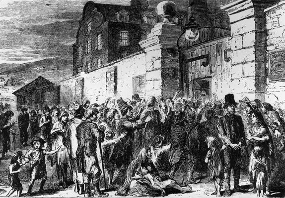 Starving | U.S. Immigration | 1840's to present | U.S. History
