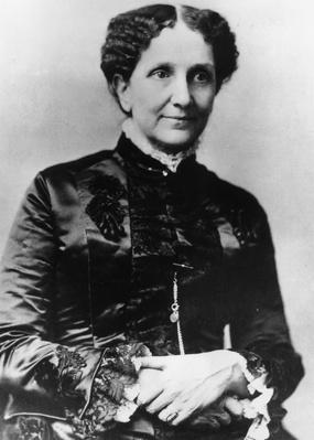 Mary Baker Eddy | The Gilded Age (1870-1910) | U.S. History