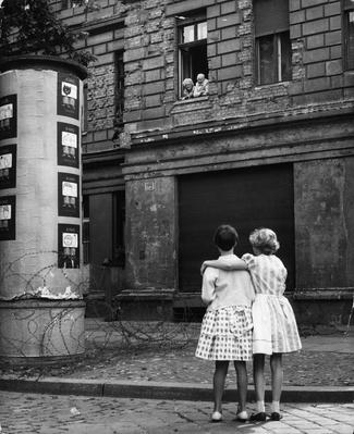 East And West   Berlin Wall   The 20th Century Since 1945: Postwar Politics