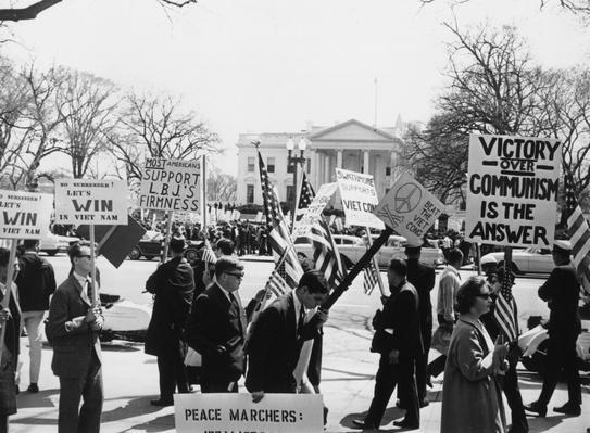 Pro And Anti | Vietnam War