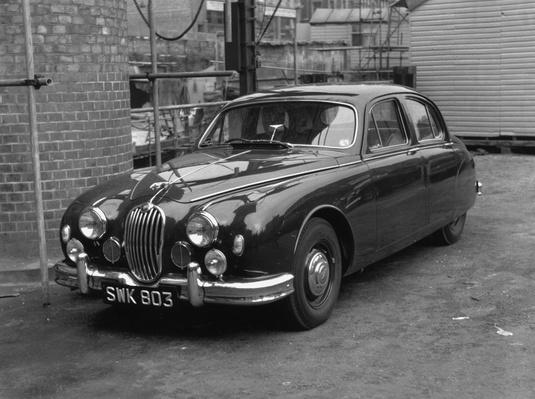Jaguar MK I | Evolution of the Automobile