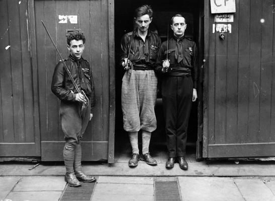 British Fascists | World War II