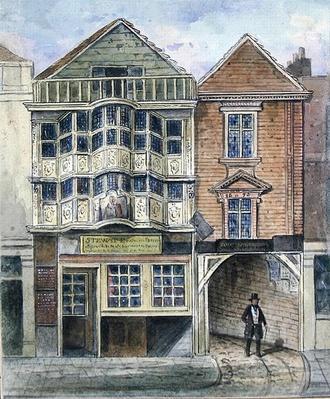 Paul Pindar's House, Bishopsgate