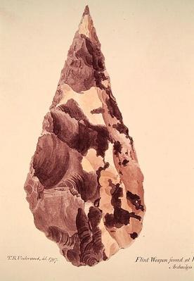 Flint Weapon, 1797