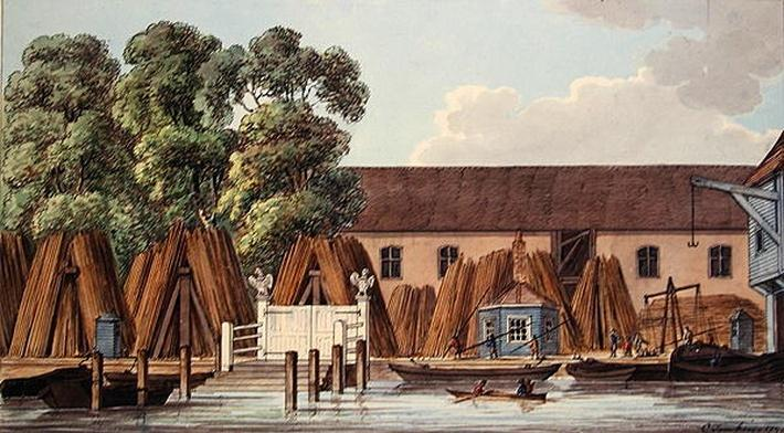 The Old Steel Yard, 1798