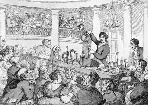 Chemical Lectures, c.1809