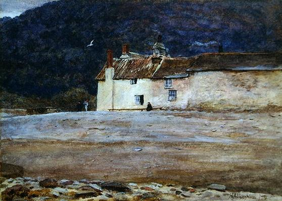 The Last House in Lynmouth, 1874
