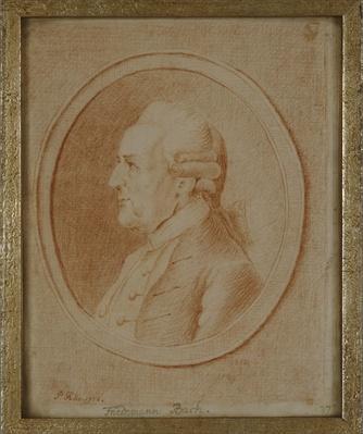 Wilhelm Friedrich Bach, 1782