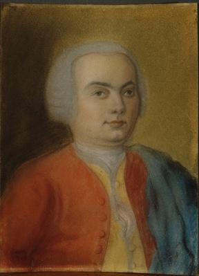Carl Philipp Emanuel Bach, c.1733