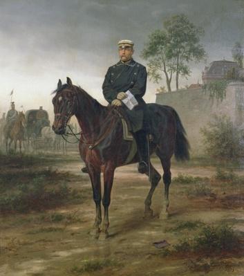 Bismarck before Paris, 1873