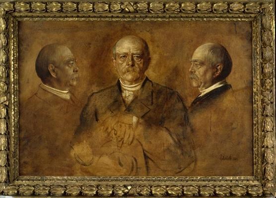 Prince Otto von Bismarck, 1884