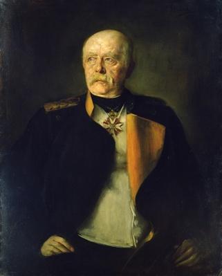 Otto von Bismarck, c.1890