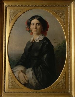 Princess Johanna von Bismarck, 1857