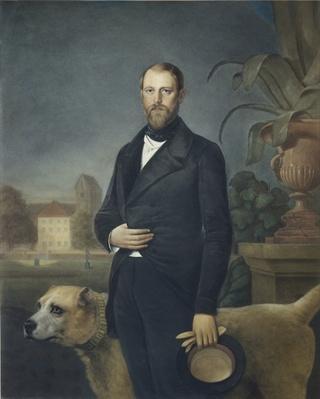 Otto von Bismarck, c.1850