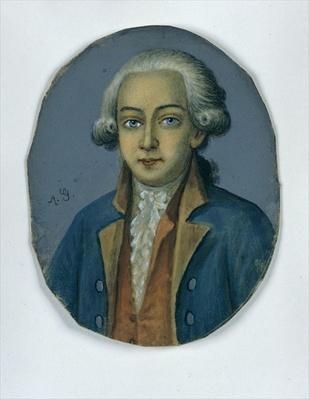 Anastasius Ludwig Mencken, c.1780