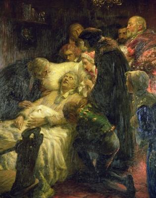 Luther Death Scene