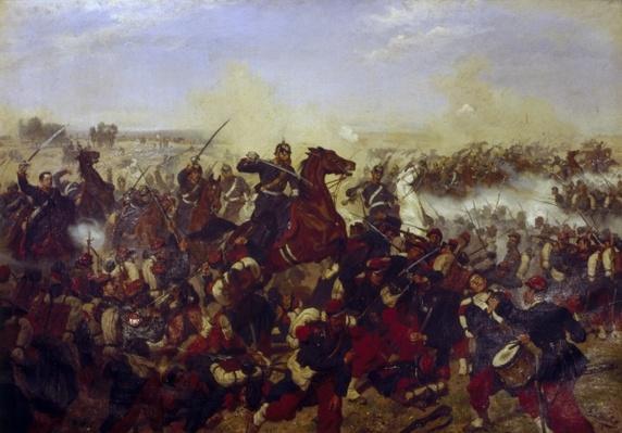 The Battle of Mars de la Tour on the 16th August 1870, 1878