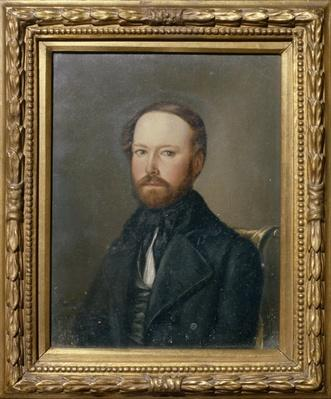 Bernhard of Bismarck, 1844
