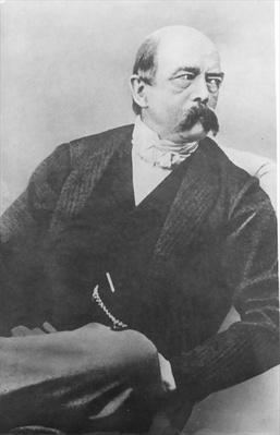 Bismarck in 1866 as Minister-President of Prussia, 1866