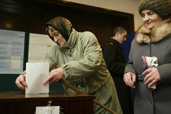 Russians Vote In Presidential Elections | Women's Suffrage | U.S. History