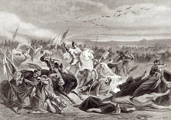 The Battle of Kalka