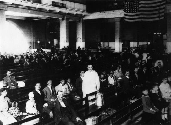Hopefuls | U.S. Immigration | 1840's to present | U.S. History