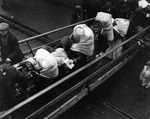Huddled Masses | U.S. Immigration | 1840's to present | U.S. History