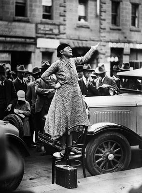 Adela Pankhurst | Women's Suffrage | U.S. History