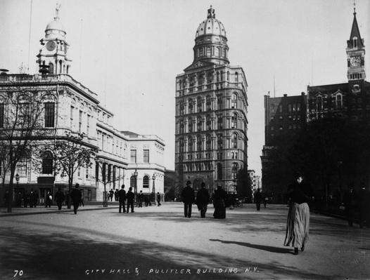 Pulitzer Building | The Gilded Age (1870-1910) | U.S. History