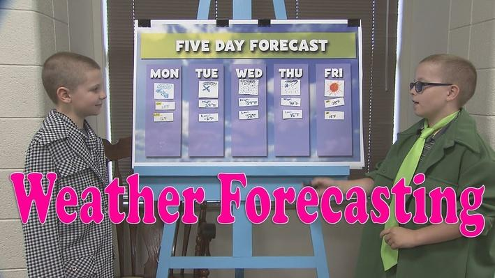 Read Good Books!: Weather Forecasting  | KIDS Clubhouse Adventures