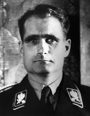 Rudolf Hess | World War II