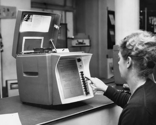 Automatic Teacher | History of the Computer