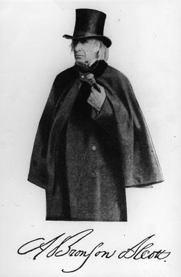 Amos Bronson Alcott   The Transcendentalists   U.S. History