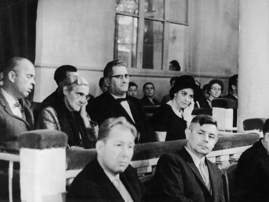 Powers Trial | The Cold War | The 20th Century Since 1945: Postwar Politics