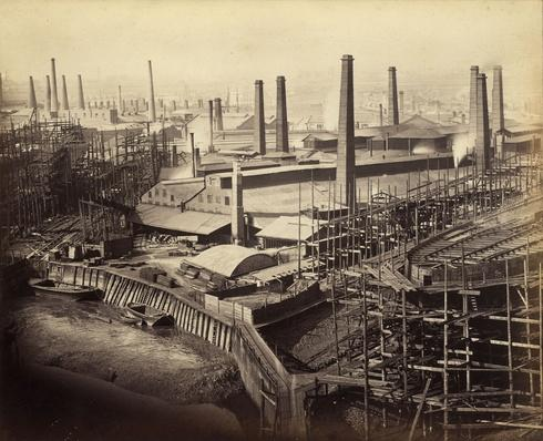 Dockside Industry | Industrial Revolution